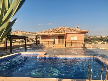 Large New Build Villa with swimming pool