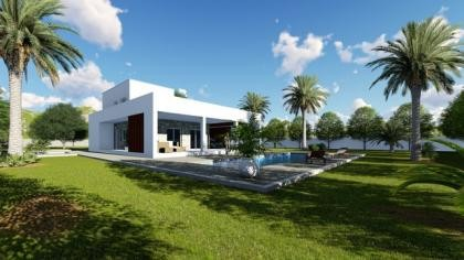 New build villa near Pinoso - Includes Plot and Papers