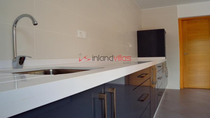 Luxury New Build Villa designed to your specification in Inland Villas Spain