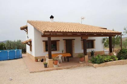 Country villa with wood beams
