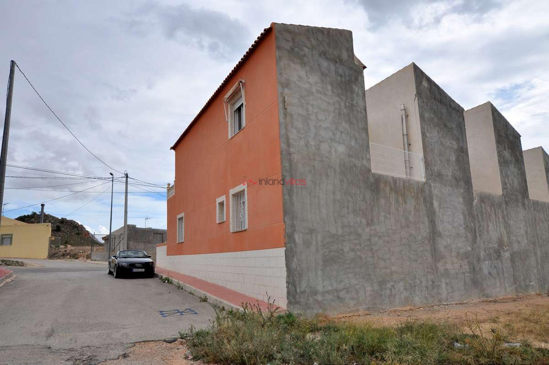 Rijwoning in Barinas - Bestaande bouw