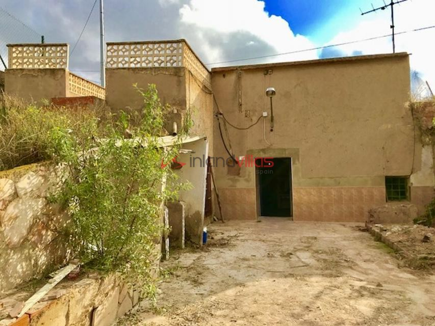 5 Bedroom Cave House For Renovation With Water And Electricity   Inland  Villas Spain