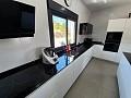 Modern new villa near Pinoso 3 bedroom villa with pool and garage  in Inland Villas Spain