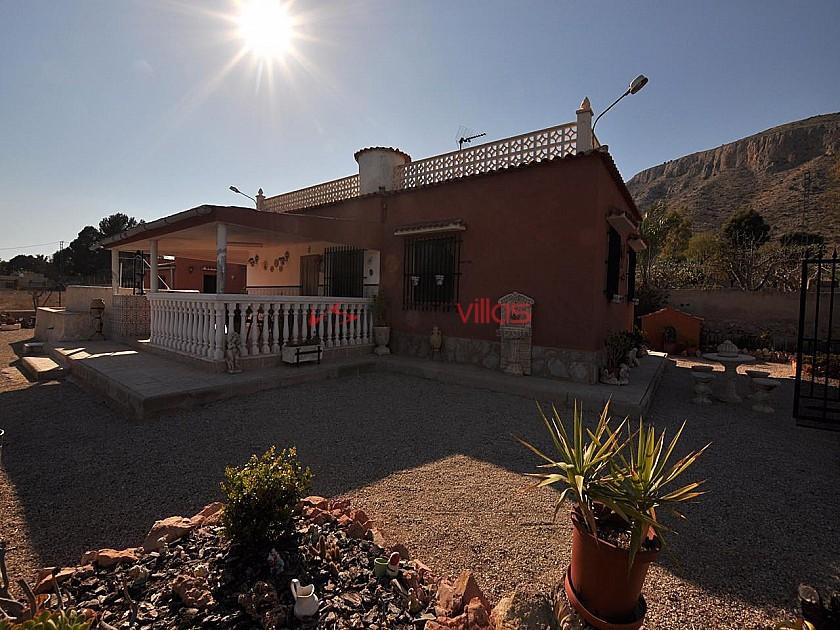 Beautiful 3 bed Villa in Hondon de las Nieves in Inland Villas Spain