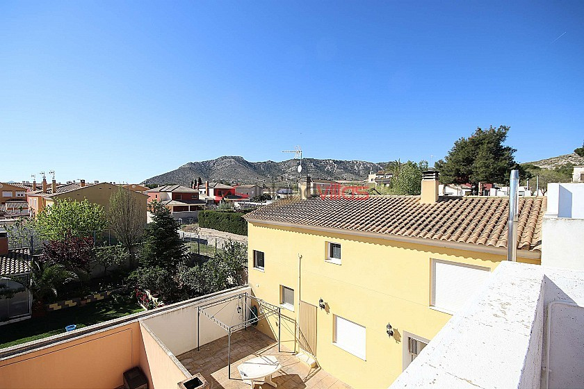 Village House with a roof terrace in Las Virtudes, Villena in Inland Villas Spain
