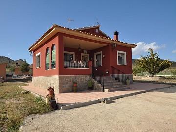 Amazing Villa with Pool in Yecla