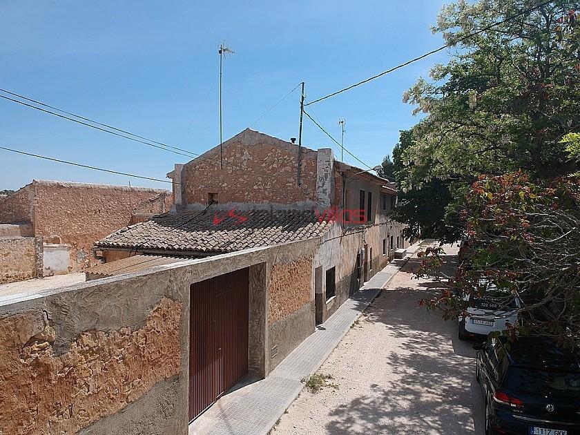 Semi-detached in Culebron - Resale in Inland Villas Spain