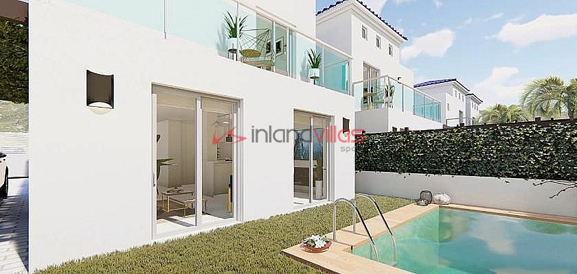 3 Bedroom Villa for sale in Cox (Near Albatera) | Alicante, Cox in Inland Villas Spain