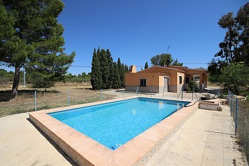 Detached Country House with a pool close to town