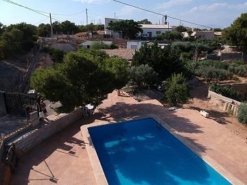 Villa on the edge of Elche - 4beds Big pool & garage