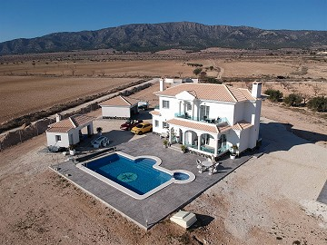 Luxury new build villa designed to your specification