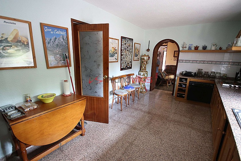 Detached Villa with a pool near Monovar and Pinoso in Inland Villas Spain