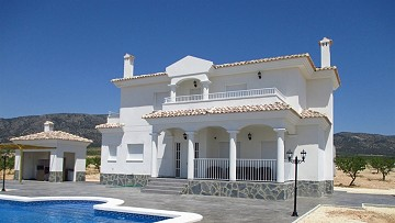 Luxury New Villas with Pool  inc. land, licences & legalities