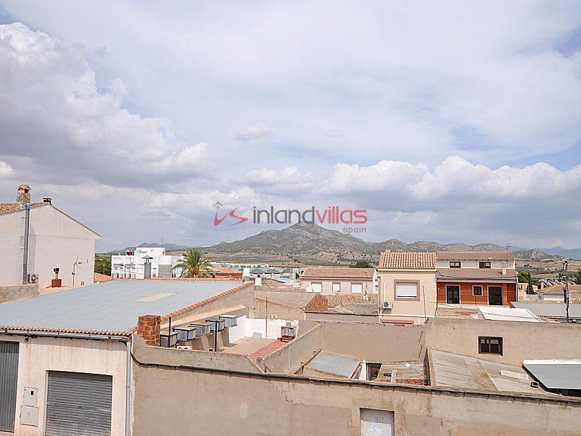 Large 5 bed, 3 bath Townhouse in Salinas near Sax in Inland Villas Spain
