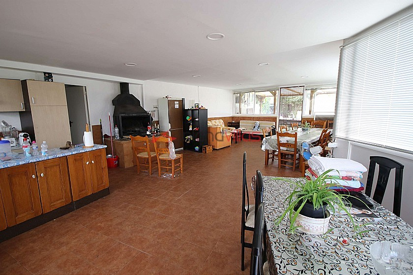 Town House with a swimming pool and views in Casas del Señor, Alicante in Inland Villas Spain