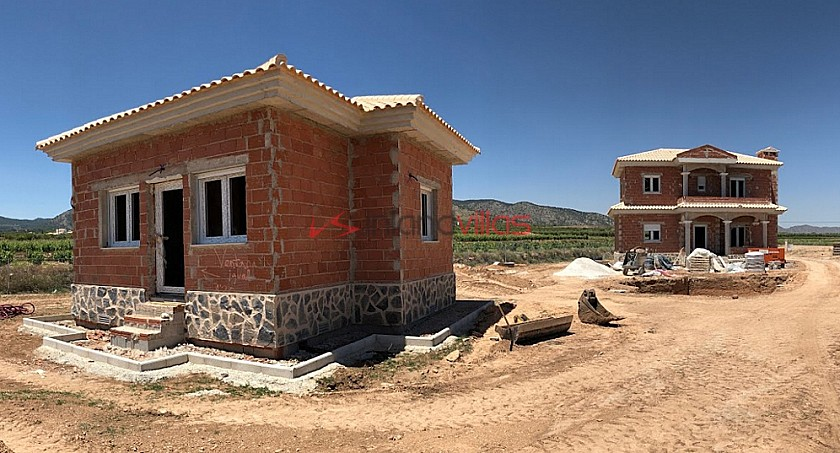 Dream New Build Villas in Alicante's beautiful countryside  in Inland Villas Spain