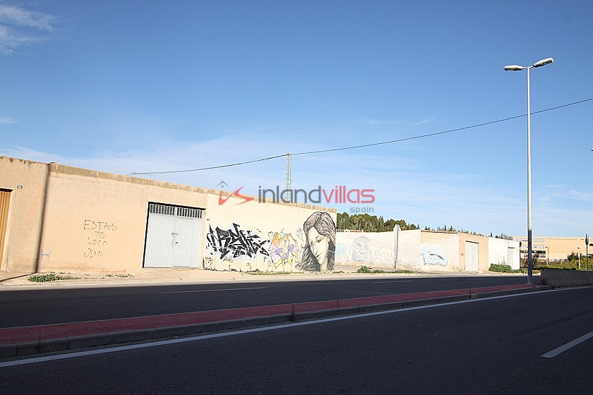 Santa Elena townhouse for sale in Monovar, Alicante in Inland Villas Spain