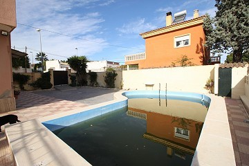 Santa Elena townhouse for sale in Monovar, Alicante
