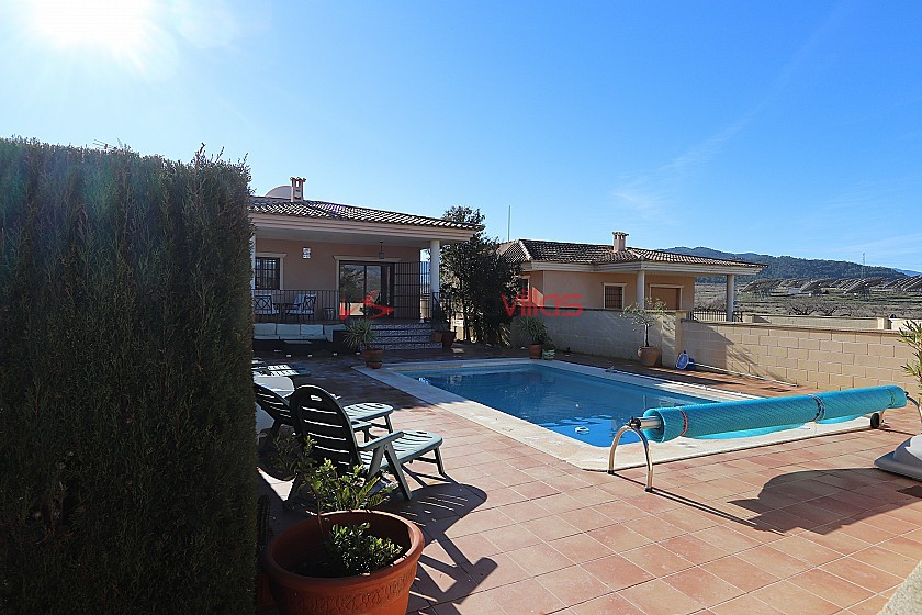 Villa in Canada del Trigo - Resale in Inland Villas Spain