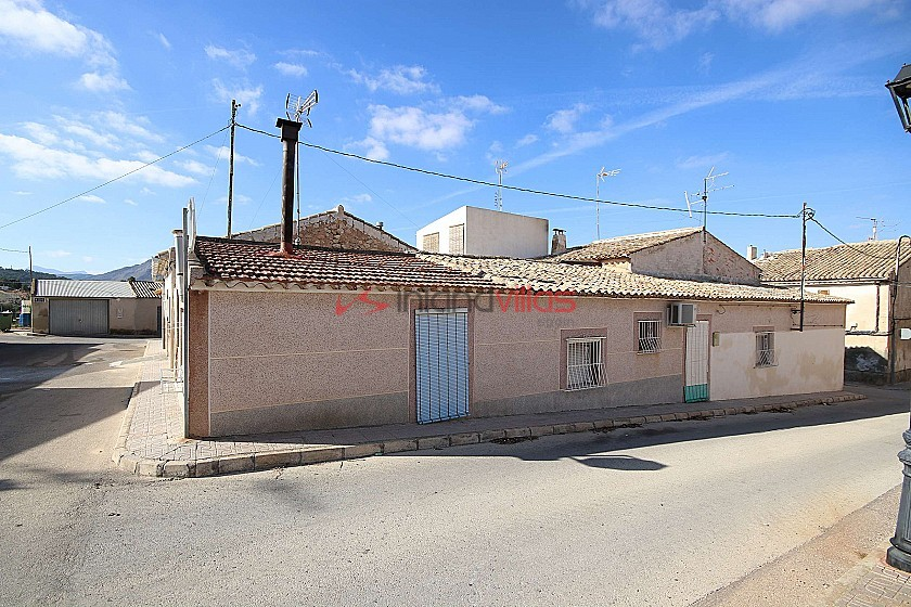 Village House in Cañada de la Leña in Inland Villas Spain