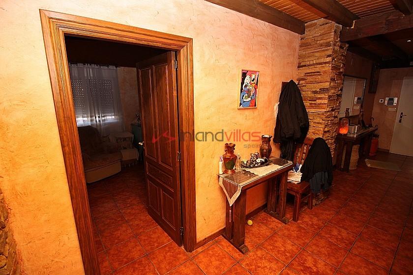 4bed 3bath Villa with garage & garden with room for a pool in Inland Villas Spain