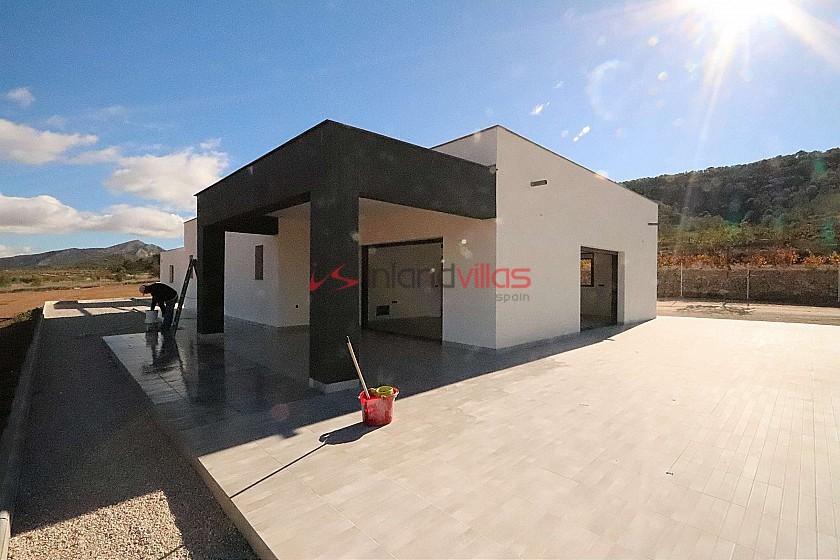 New build villa in Macisvenda with Pool & Garage in Inland Villas Spain