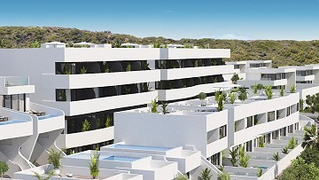 New Penthouses in Guardamar del Segura, 2 Beds 2 Bath, Communal Pool. Only 5 Mins from the Beach