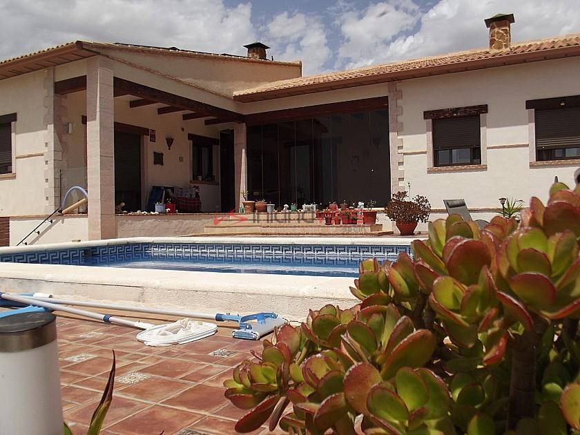 Lovely home in the La Zarza Valley in Inland Villas Spain