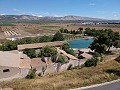 Large Country House in Benejama in Inland Villas Spain