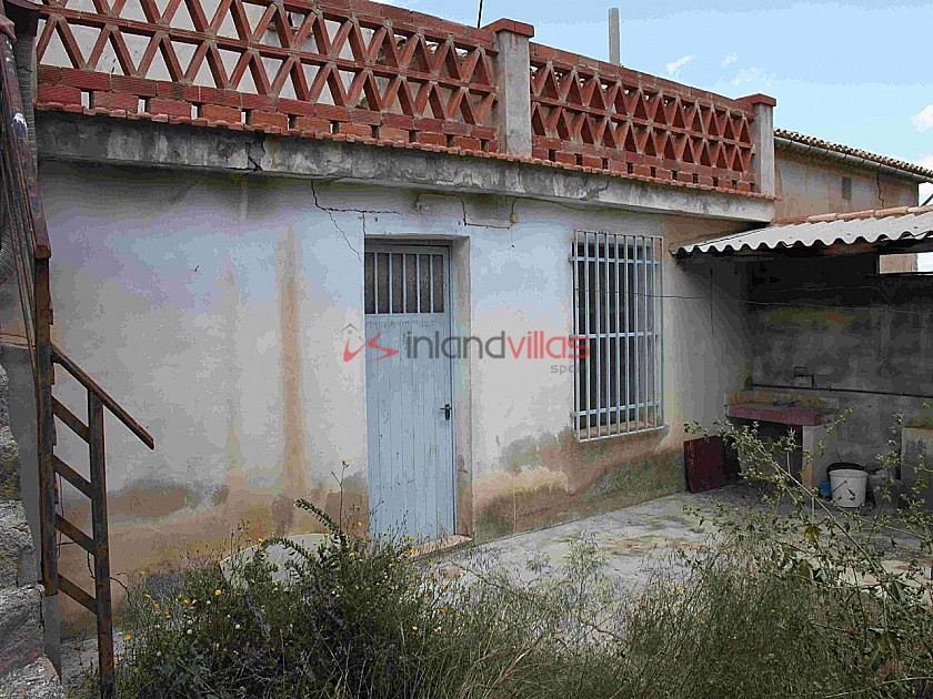 Casa Escuela - The old School House in Inland Villas Spain