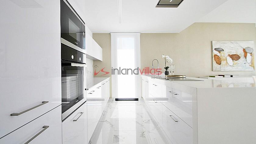Premium Hilltop Villas in Quesada in Inland Villas Spain