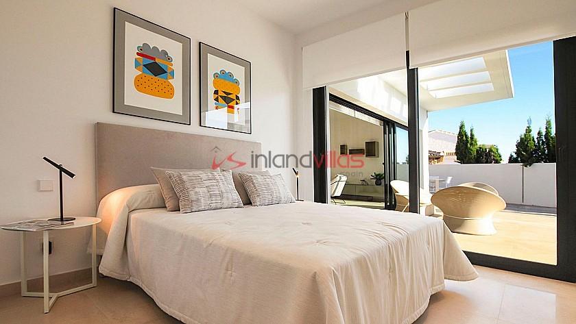 3 Bed 2 Bath Villas in Quesada in Inland Villas Spain