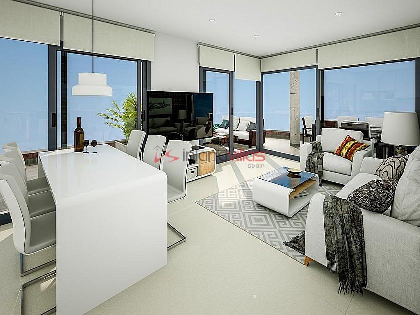 Polonia Beach Apartments in Inland Villas Spain