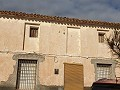 House to Restore near Pinoso in Inland Villas Spain