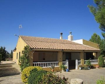 Villa 4 km from Yecla