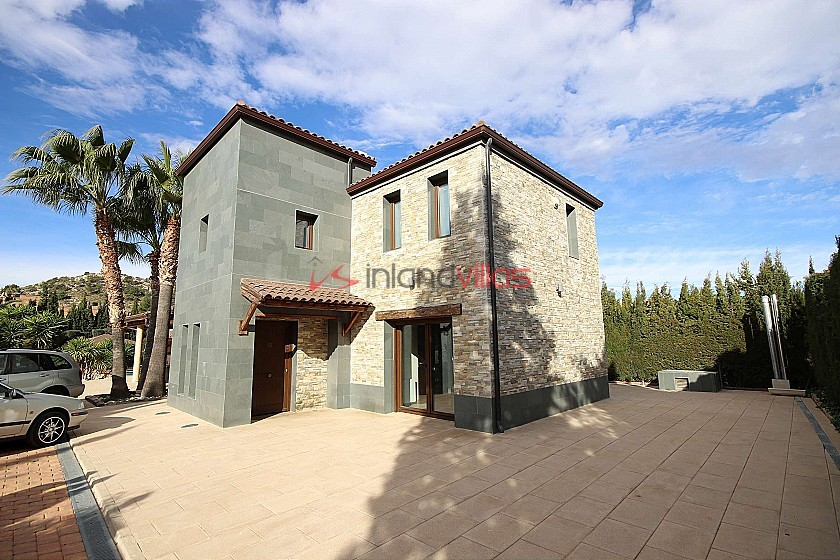 Large luxurious detached villa Loma Bada, Alicante in Inland Villas Spain
