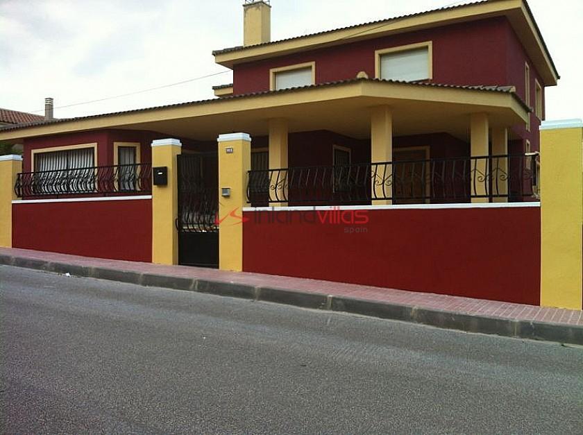 Lovely Villa in town in Salinas, Alicante in Inland Villas Spain
