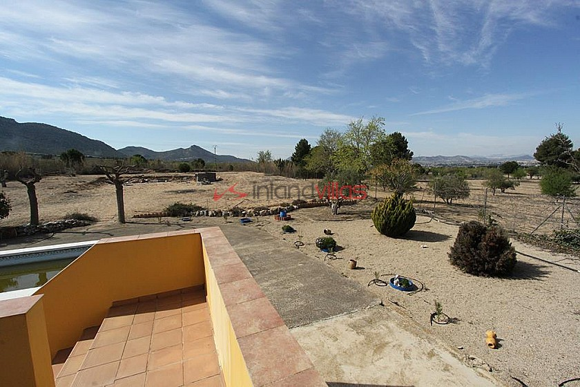Large 5 Bed 3 Bath Villa - Rent To Buy Option in Inland Villas Spain