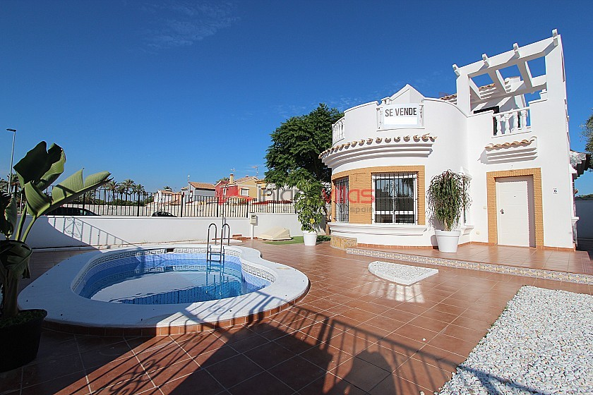 New Villa in Santiago de la Ribera, Murcia in Inland Villas Spain