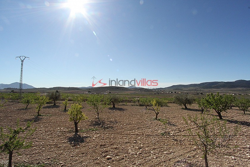 2 Bed 1 bath country house with amazing views with rent to buy in Inland Villas Spain