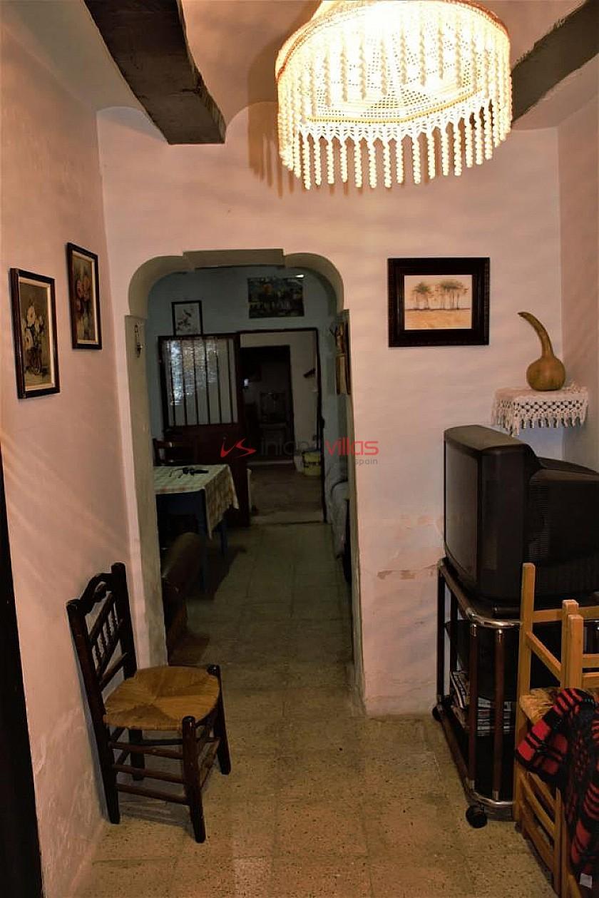 Renovation Project Villa in Algayat, near to La Algueña in Inland Villas Spain