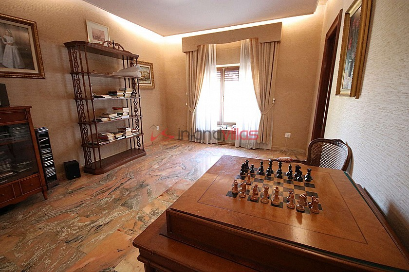 Stunning Detached Villa with a second house, walking distance to Monovar in Inland Villas Spain