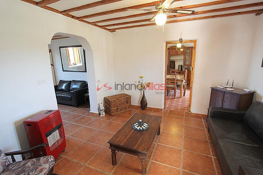 4 bed, 2 bath country home with charm in Inland Villas Spain
