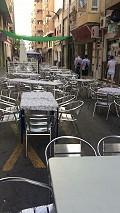 Italian restaurant in Elda  in Inland Villas Spain