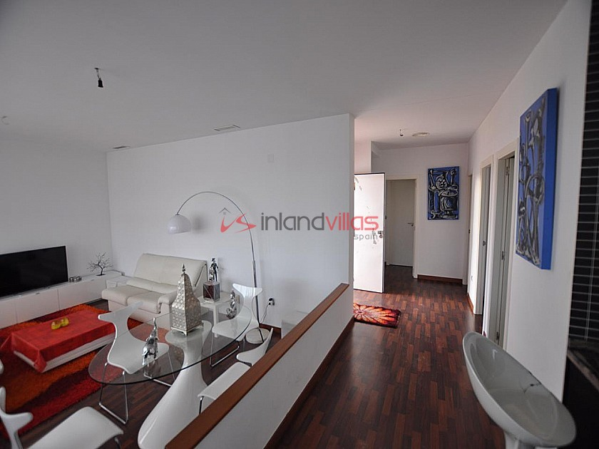 3 Bed Modern Villa in Sax in Inland Villas Spain