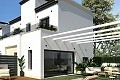New Luxury Bungalows in Inland Villas Spain