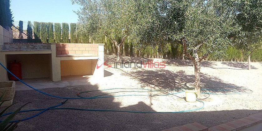 2 Bed Modern Campo House in Inland Villas Spain