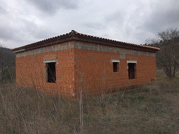 Unfinished House in Zarra