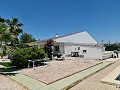 Lovely house with pool on El Reloj, Fortuna in Inland Villas Spain
