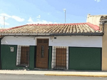 Townhouse in old town Pinoso
